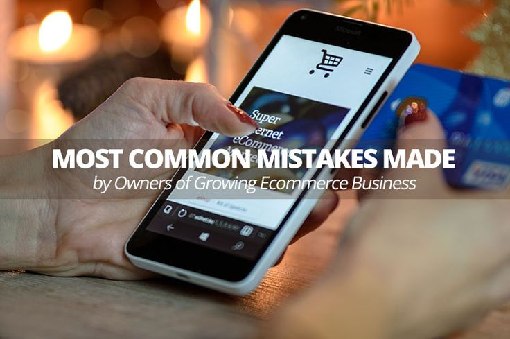 The most perilous period in the lifetime of every ecommerce business is its earliest days. Read on for some of the most common mistakes made. #ecommerce https://www.studio72.com.au/common-mistakes-ecommerce-business/