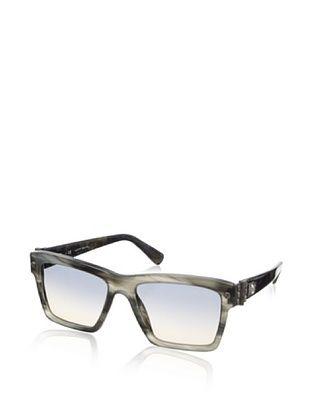 74% OFF Lanvin Women's Sunglasses, Striped Grey