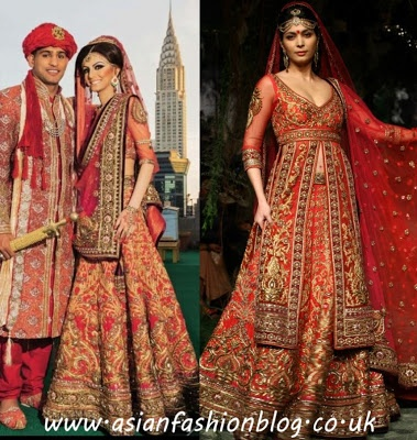and the bride wore Tarun Tahiliani! Amir Khan and Faryal Makhdoom's wedding in New York