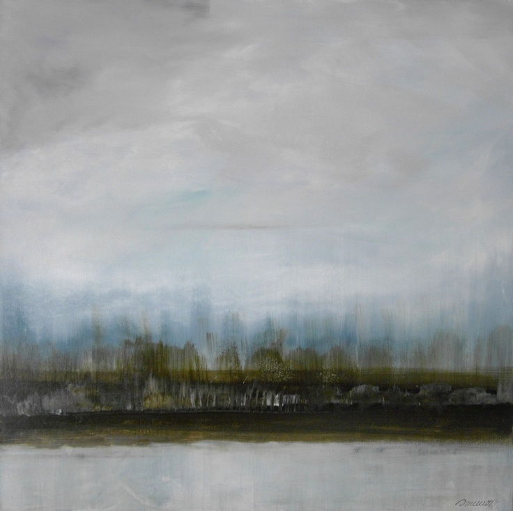 "By Sandrine Merrien  ""Bords de Loire"""