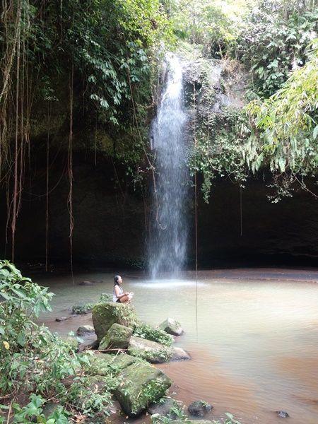 Sade waterfall