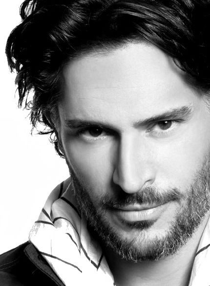 Hello, Joe, you gorgeous hunk of man, you! Joe Manganiello {Alcide}
