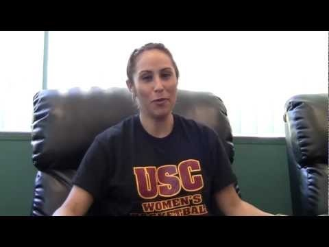 Testimonial of how this former college athlete gets help from Prolotherapy with her tibial knee dislocation.