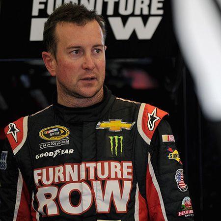 Kurt Busch Signs With Stewart-Haas Racing for 2014