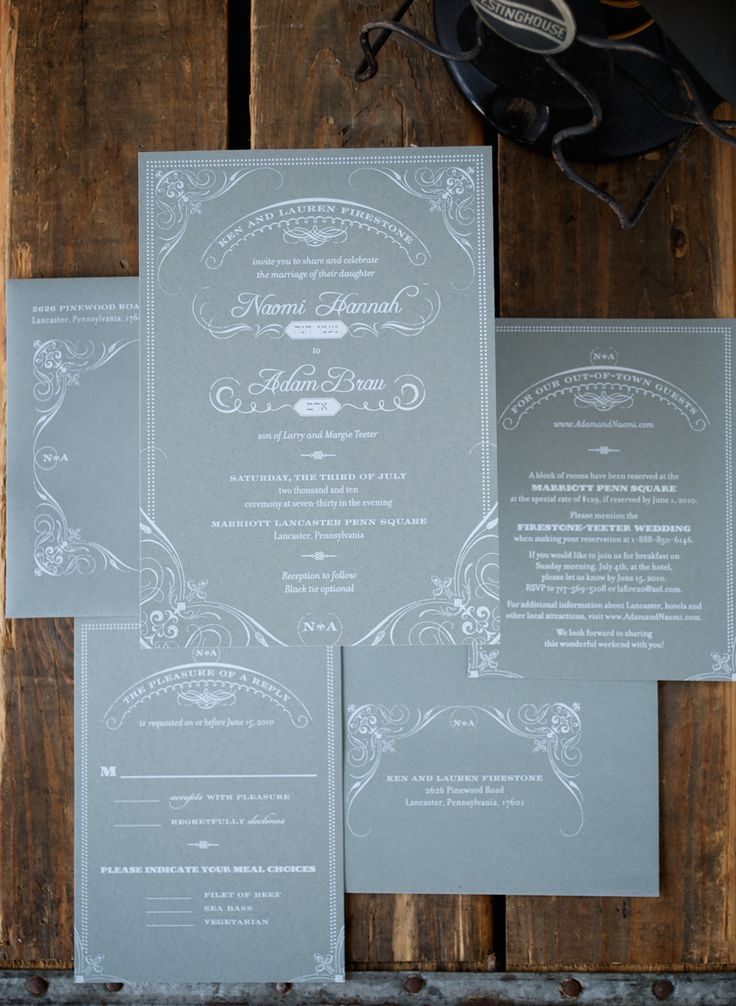 how to address wedding invitations inside envelope%0A How to Address Your Wedding Invitations