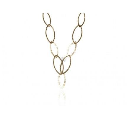 Κολιέ χρυσό #necklace #gold #fashion #woman