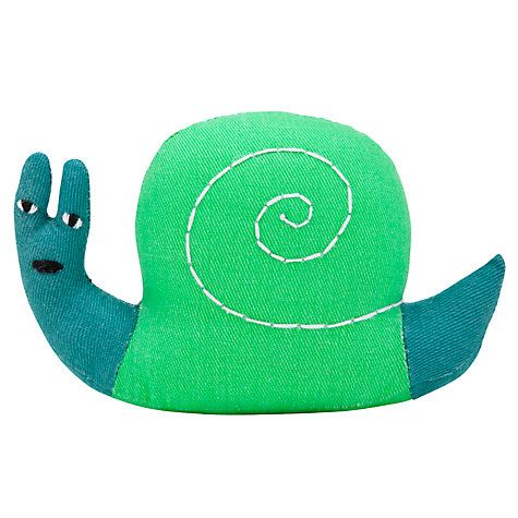 Buy Donna Wilson for John Lewis Snail Pin Cushion Online at johnlewis.com