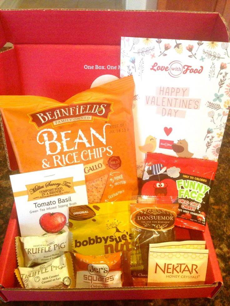 valentine gifts nuts