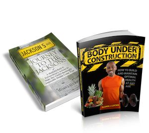 This Mother's Day, give her the gift of Inspiration and Wellness Buy her Journey to the Jacksons and Body Under Construction today! #mothersday, #motherday, #motherdaygift, #mothersdaygift #mothersdaygiftideas #wellness, #fitness, #womenshealth, #inspire,