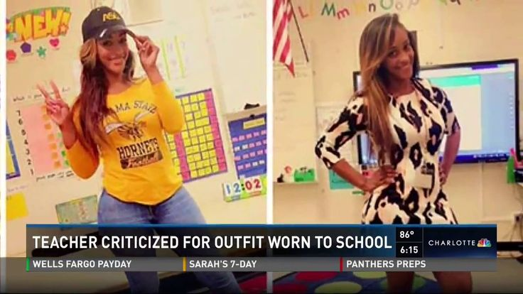 4th Grade Teacher In Atlanta Is Being Criticized For Outfits Worn In Class
