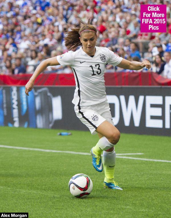 Alex Morgan: 5 Things To Know About The U.S. Women's Soccer Star Alex Morgan #AlexMorgan