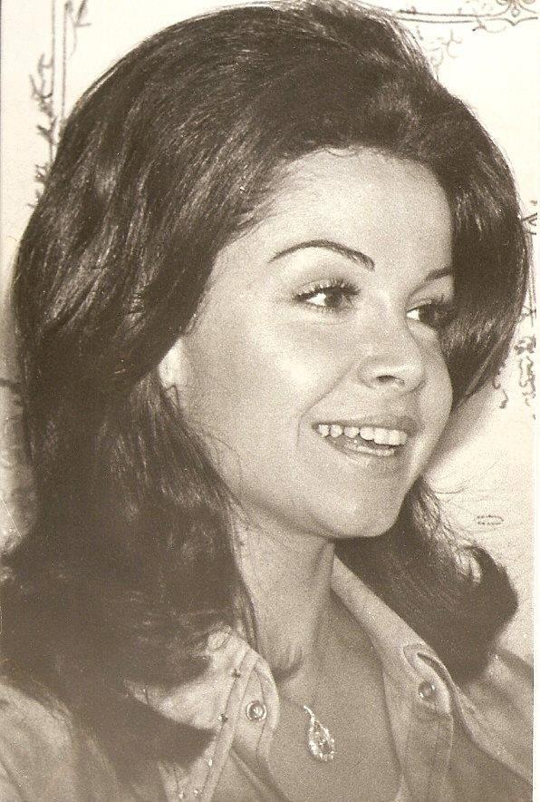Annette Funicello, 1973.