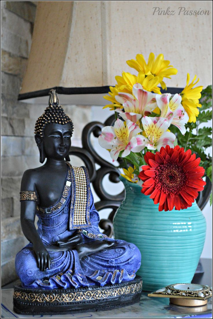 1246 best buddha at home images on pinterest altar for Buddha decor