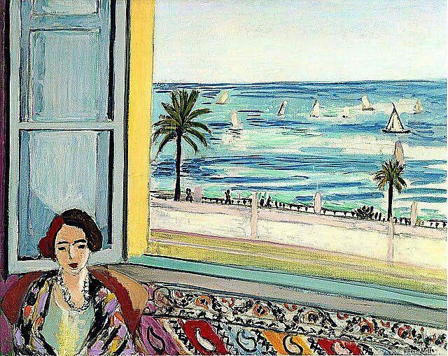 Matisse...prolly one of my favs