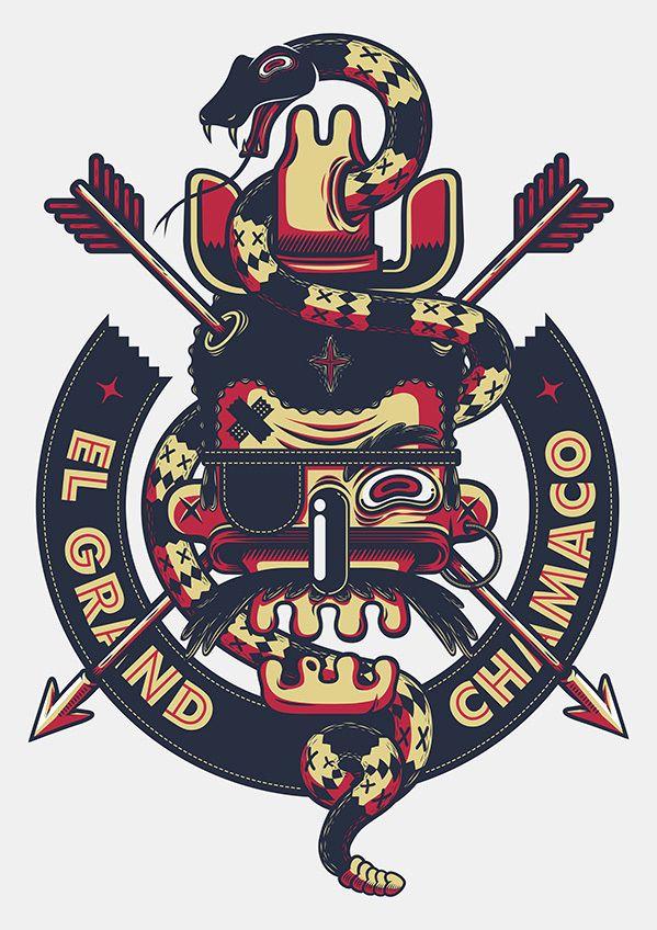 El Feo by El Grand Chamaco, via Behance