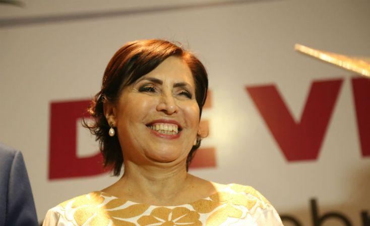 #DESTACADAS:  Rosario Robles, experta en redes de corrupción: Dolores Padierna - 24-horas