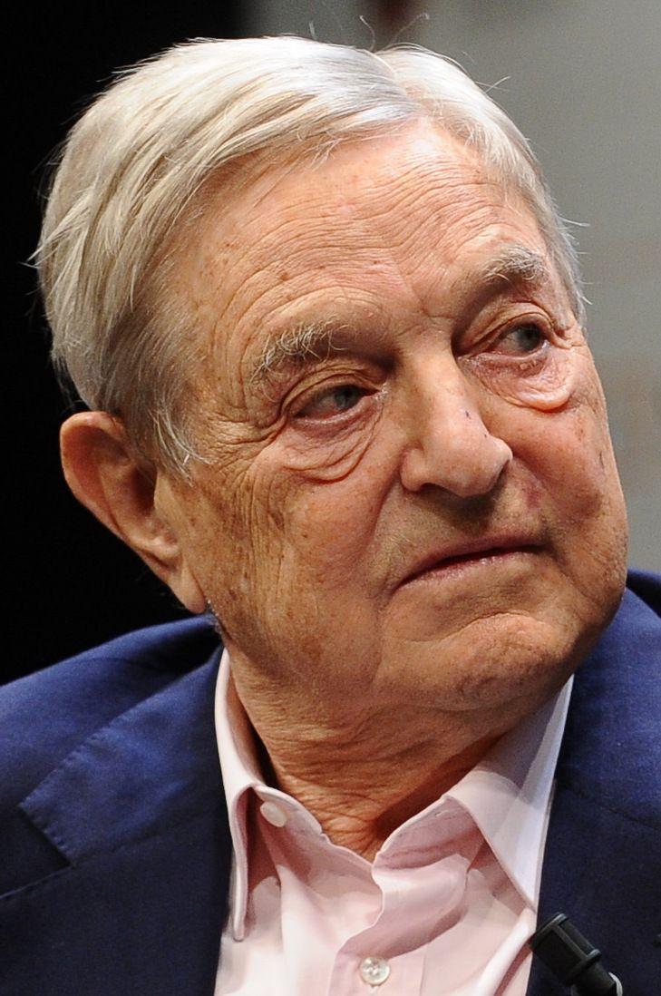 George Soros -  Founder, Soros Fund Management LLC, Billionaires, Entrepreneurs, Successful Entrepreneurs, #Billionaires,  #Entrepreneurs, #SuccessfulEntrepreneurs, #Richlife  www.thinkruptor.com