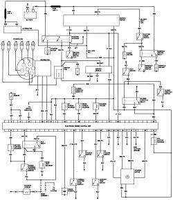 03959b9d049b8a232788a2f893391c66 jeep cj 22 best jeep yj digramas images on pinterest jeeps, jeep stuff Basic Electrical Wiring Diagrams at aneh.co