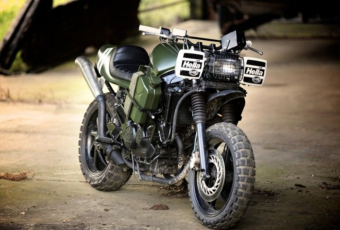 VFR Scrambler, my mind has been blown and my heart inspired.