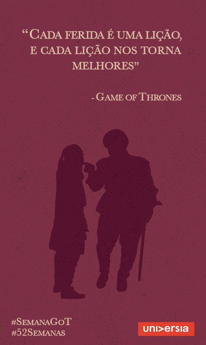 Jon Snow e Tyrion Lannister podem ajudá-lo a encontrar a motivação necessária para correr atrás dos seus sonhos. Veja como