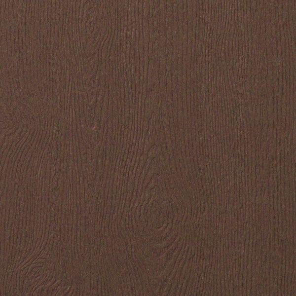 Bubinga Brown Embossed Wood Grain Card Stock 111#, 8 1/2 x 11