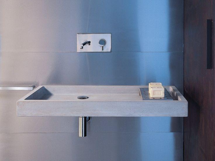 27 besten Waschbecken Beton Bilder auf Pinterest | Waschbecken ... | {Waschtischplatte beton 81}
