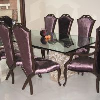 Rectangular Dining table for Dining room.