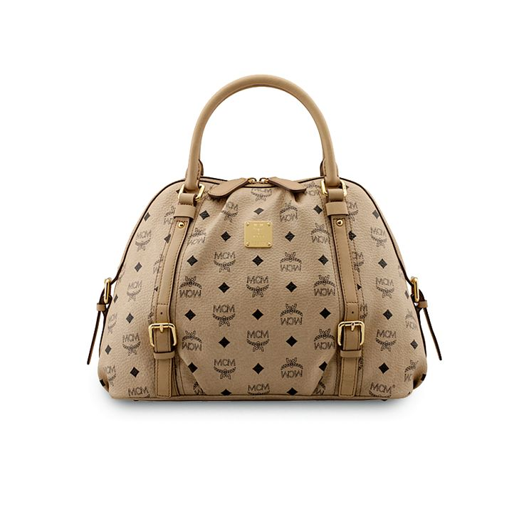 MCM handbags in my opinion are so much better than Louis Vuitton #imjustsayin'