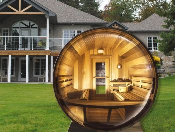 Panoramic+View+Barrel+Sauna
