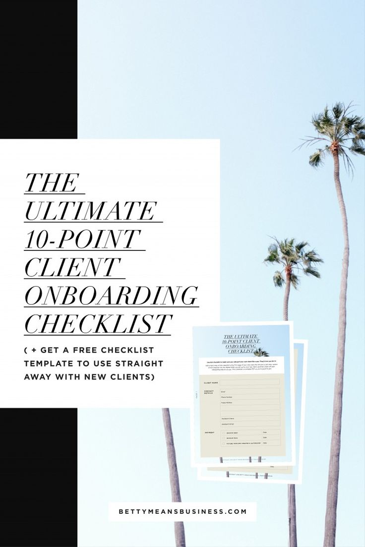 The way you onboard a new client completely sets the tone for the rest of your relationship moving forward. If you're scratching your head wondering what the hell to include in your own onboarding process, don't stress. In this post I'm sharing exactly what I cover when I start working with a new client.