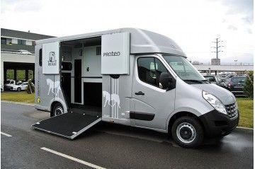 Location de vans et camions pour chevaux