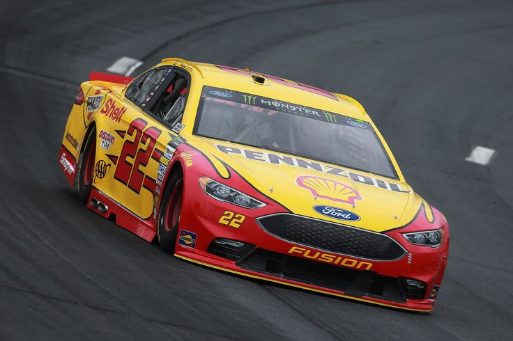 During today's race, NASCAR confiscated a rear suspension part from Joey Logano and Team Penske https://racingnews.co/2017/07/16/part-from-joey-loganos-car-confiscated-by-nascar/ #joeylogano