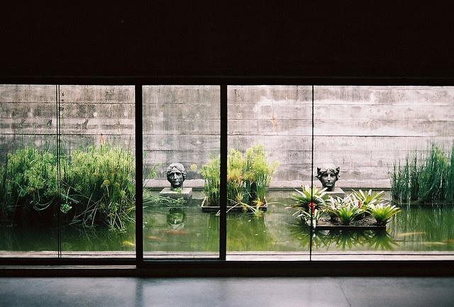 paulo mendes da rocha / muzeul brazilian de sculptura, são paulo