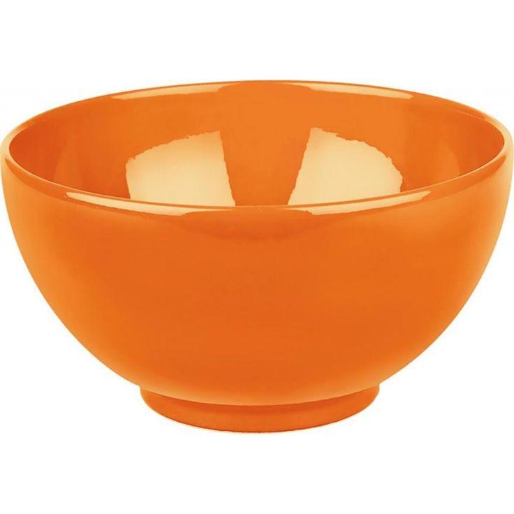 fun factory orange serving bowls set of 2 serving bowls set