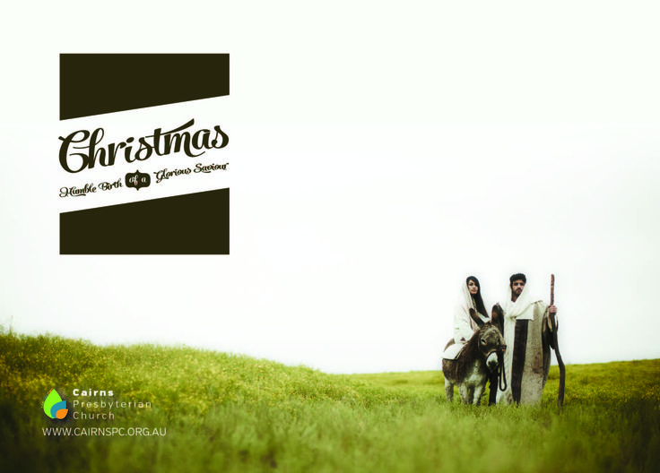 Christmas 2016 flyer front