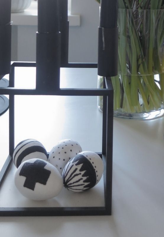 Ideas for Modern Easter Decoration