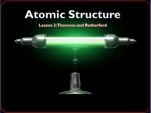 Atoms and Atomic Structure: Parts 1 and 2 - Democritus, Dalton, Thomson, and Rutherford Models
