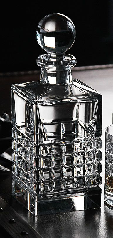 Waterford Contemporary London Square Decanter