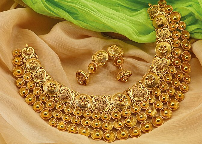 Bajirao Mastani Collection By Png Sencogoldjewellery Gold Necklace Designs Gold Jewelry Fashion Gold Jewellery Design Necklaces