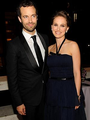 Natalie Portman❤Setting by example: Strictly Vegan Wedding