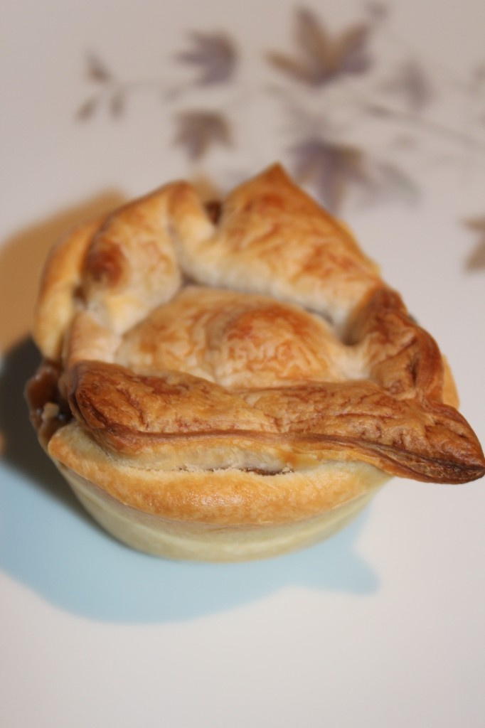 Home Made Thermomix Meat Pie
