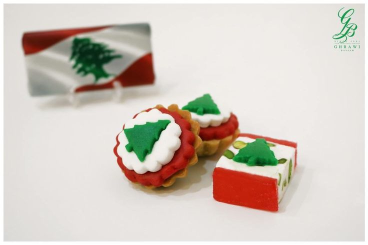 Count Down.. 3 Days Lefts for Lebanese Independence Day... #Lebanon #Independence_Day #Chocolate #Delights #Lebanese_Flag #BassamGhrawi #YourTraditionalPartner