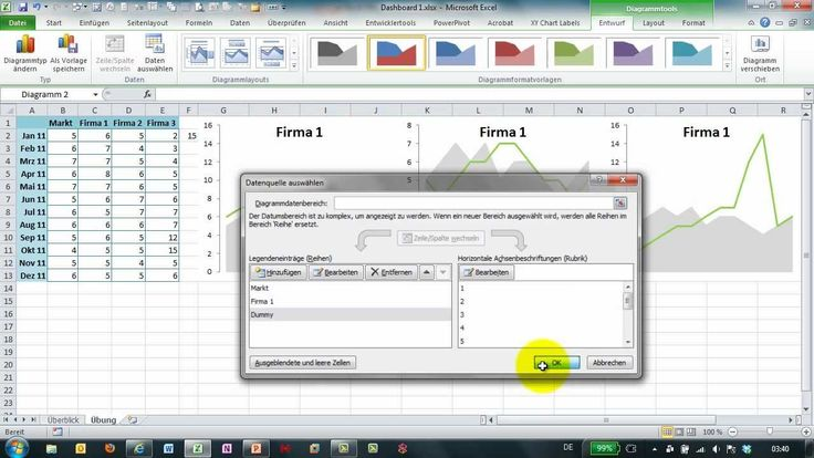 dashboard reporting with excel pdf