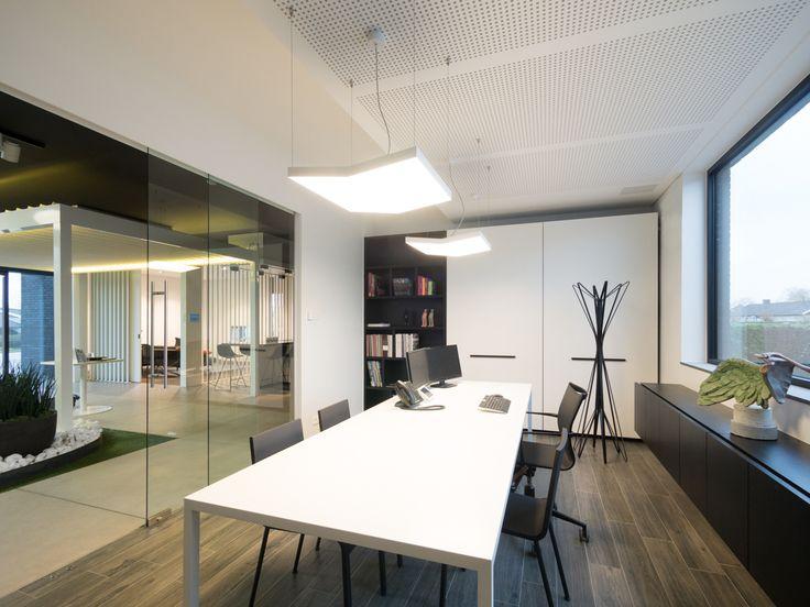 The WIngman in the office of VBC Tielt #ZUMIBelgium #design