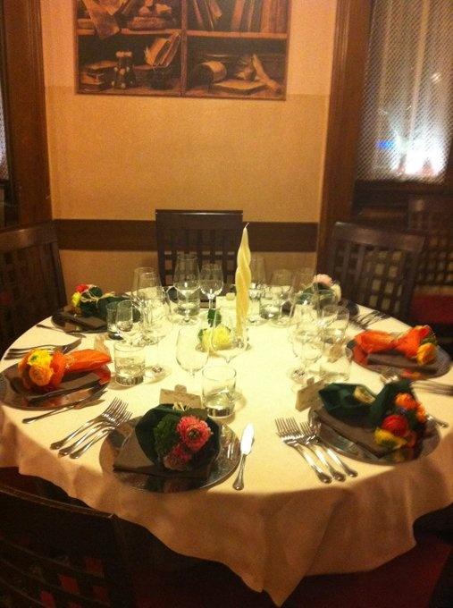 Pirandello, Milano | prenota online http://www.restopolis.com/ristorante=Pirandello/info