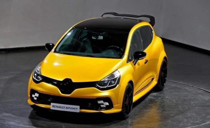 2018 Renault Clio Concept And Review
