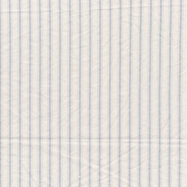 Clothworks Andalusia by Skipping Stones Studio Blue Ticking Stripe | Quilting