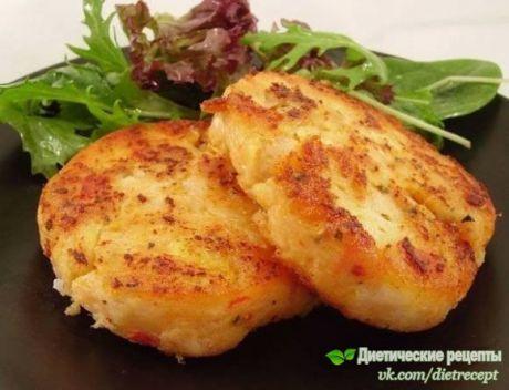 Рыбные котлетки из филе минтая / Умная готовка