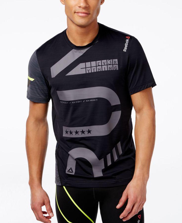 Reebok Men's Running Graphic T-Shirt