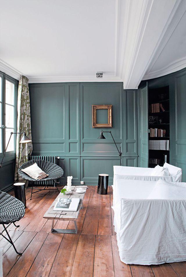 les 25 meilleures id es de la cat gorie couleurs de peinture pour couloir sur pinterest. Black Bedroom Furniture Sets. Home Design Ideas